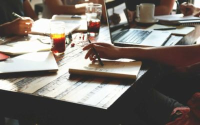 Zaměstnanci MAS pracují na Koncepční části Strategie komunitně vedeného místního rozvoje 2021 – 2027