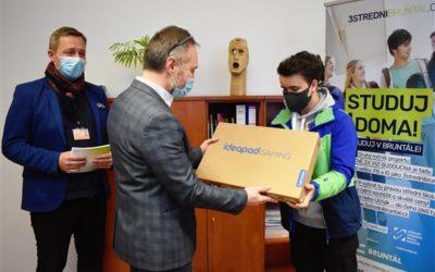 Výherce kvízu z Vítkova uvažuje o studiu střední školy v Bruntále
