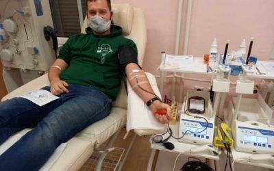 Tisíce dobrovolníků přišlo loni darovat krev či plazmu. Nové dárce potřebuje AGEL Transfúzní služba i letos