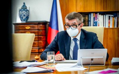 Vláda se seznámila s očkovací strategií pro Českou republiku, očkovací místa musí začít průběžně informovat o spotřebě vakcín