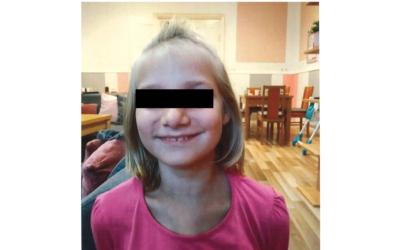 Ztracená dvanáctiletá dívka se vrátila domů