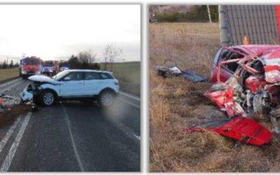 Na Bruntálsku loni došlo k 907 nehodám, nejtragičtější se stala v Oborné
