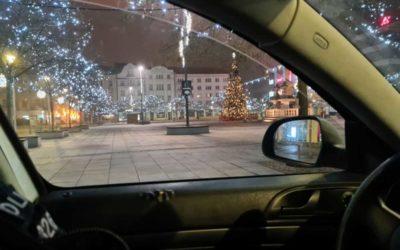V průběhu silvestrovské noci policisté Moravskoslezského kraje neřešili žádnou mimořádnou událost