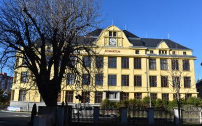 Bruntálské gymnázium má díky rekonstrukci zpět svou noblesu