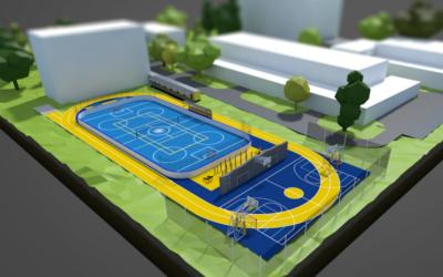 V Bruntále vznikne sportoviště za desetimiliony