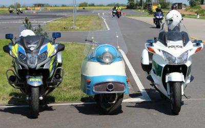 Začněme spolu aneb kolama dolů, policisté zvou na společnou projížďku