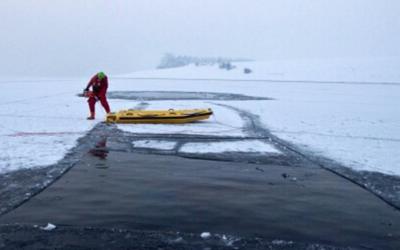 Manželka kapitána Petra Vrány utonula na přehradě Slezská Harta při záchraně psa