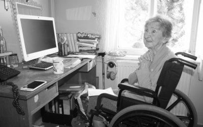 Zemřela krnovská pedagožka a filozofka Ludmila Ondrušková