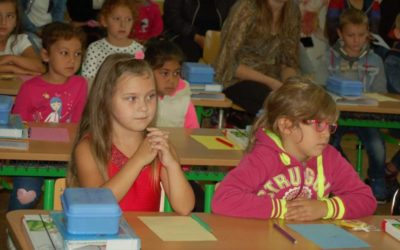 Základní škola Osoblaha zve děti na zápis do 1. třídy