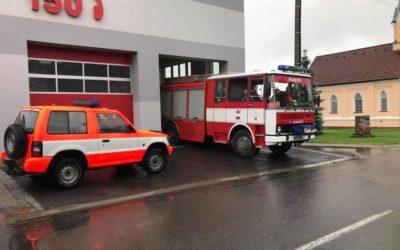 Kauza hasičské zbrojnice v Kyjovicích na Opavsku: Starosta Vajda je vinen, rozhodl soud!