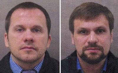 Policisté pátrají po ruských agentech! Pohybovat se měli i po Moravskoslezském kraji