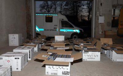 Ostravští celníci zastavili nelegální obchod s miliony cigaret