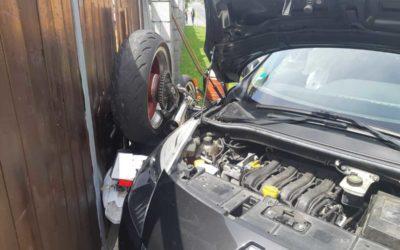 Moravskoslezský kraj: Motorkářská sezona začala sérií nehod a smrtelným zraněním