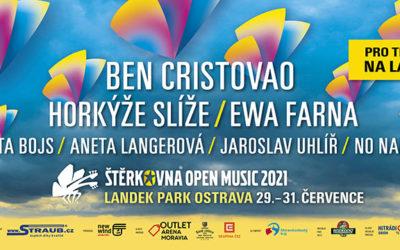 Festival Štěrkovna Open Music letos bude!