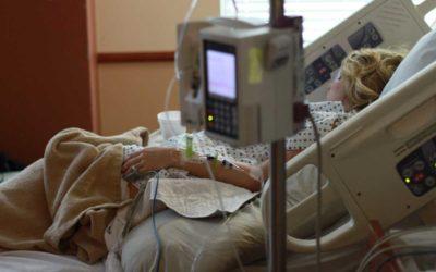 V nemocnicích Moravskoslezského kraje je 230 covidových pacientů