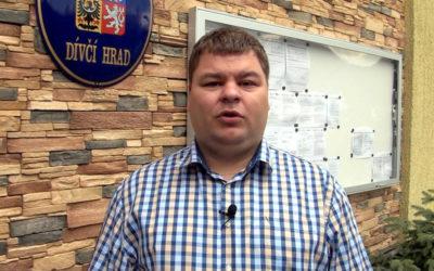 10 let Studia STA: Zpravodajství propaguje Osoblažsko, přiblížil starosta Dívčího Hradu Jan Bezděk