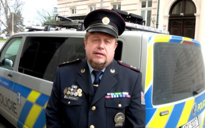10 let Studia STA: Jsem moc rád za několikaletou spolupráci se Studiem STA, řekl mluvčí policie René Černohorský