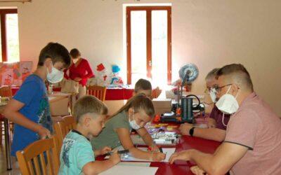 ZŠ Osoblaha: Den školy v Dívčím Hradě