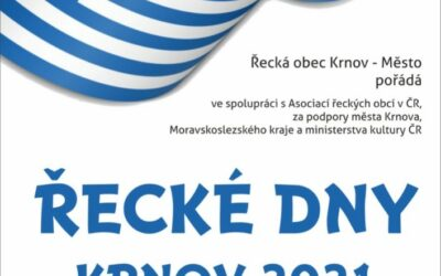 Atmosféru Řecka do zahrady Střediska volného času přinesou Řecké dny
