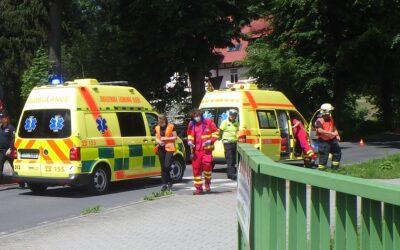 Vážně zraněných cyklistů v Moravskoslezském kraji přibývá
