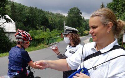 Moravskoslezský kraj: Ochranná přilba je významnou součástí vybavení cyklistů