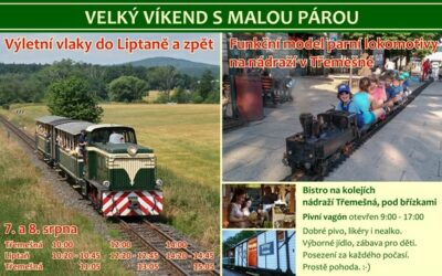 Osoblažsko: Velký víkend s malou párou o prvním srpnovém víkendu