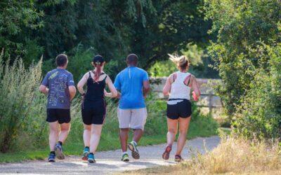 V neděli otevřou nové běžecké trasy na Cvilíně a Ježníku