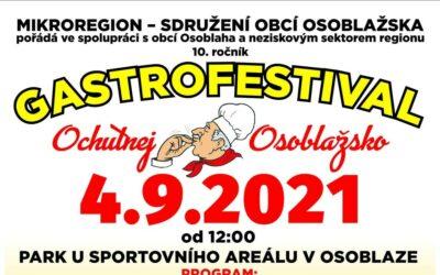 Vydejte se výletním vlakem na 10. ročník gastrofestivalu v Osoblaze