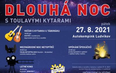 Dlouhá noc v Ludvíkově slibuje netradiční soutěže pro děti i dospělé