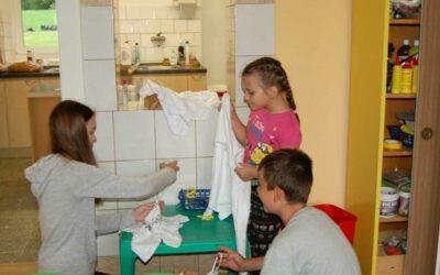 Děti v Dívčím Hradě se rozloučily s prázdninami