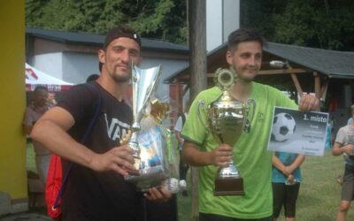 Turnaj v malé kopané v Dívčím Hradě vyhrál tým FC Jameson z Osoblahy