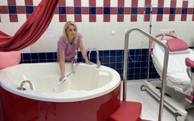 Ve Slezské nemocnici v Opavě se rodí ještě komfortněji