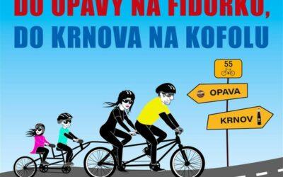 Do Opavy na Fidorku, do Krnova na Kofolu