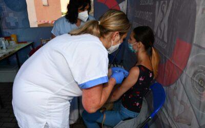 Očkovací sanitka vyrazí do vyloučených lokalit v regionu