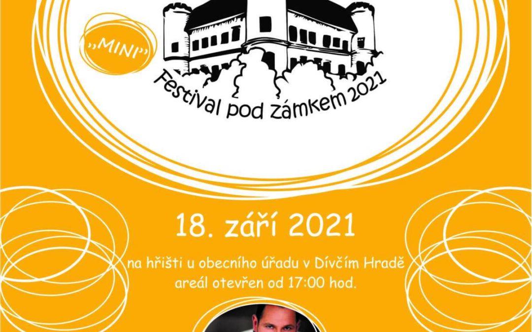 Minifestival v Dívčím Hradě se blíží