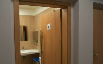 V krnovském kině Mír jsou nové toalety