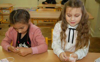 Žáci Základní školy Osoblaha se testovali neinvazivními žvýkacími PCR testy
