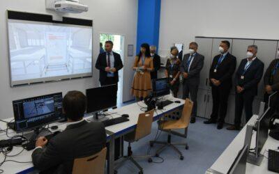 Střední průmyslová škola a Obchodní akademie v Bruntále zahajuje školní rok s novými špičkově vybavenými výukovými prostory