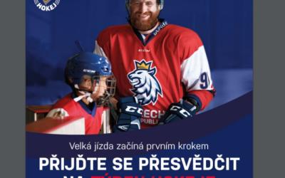 HC Bruntál vás zve na akci týden hokeje