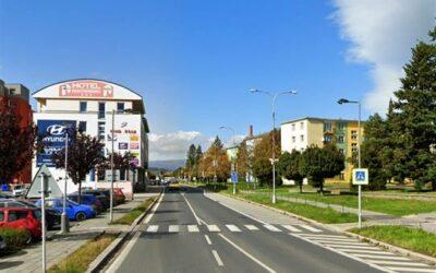 Bruntál: Obnova zeleně zlepší životní prostředí a pozmění vzhled ulice